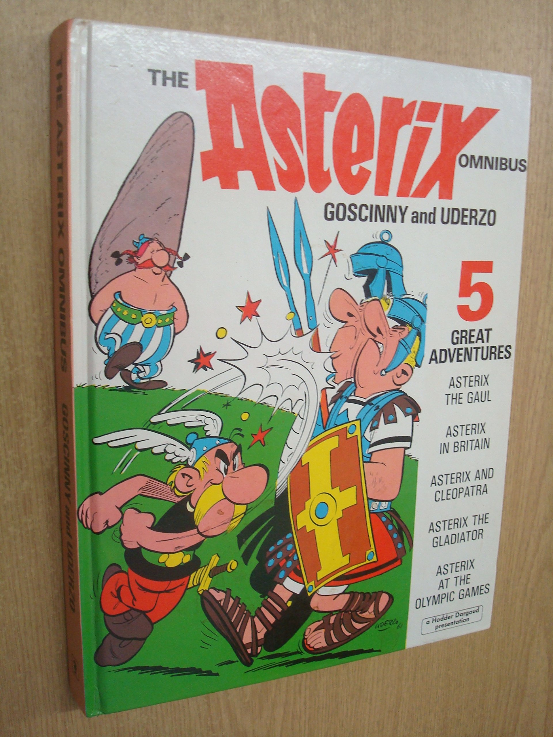 All the asterix you can eat