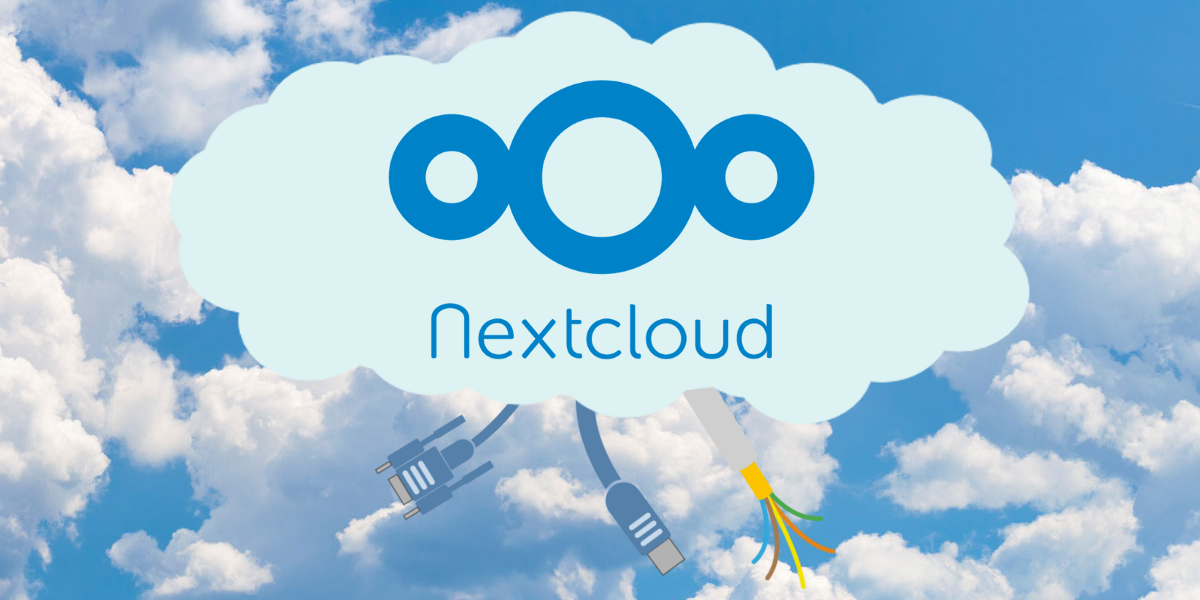 Backing up your iphone with NextCloud - So you want to build a nas