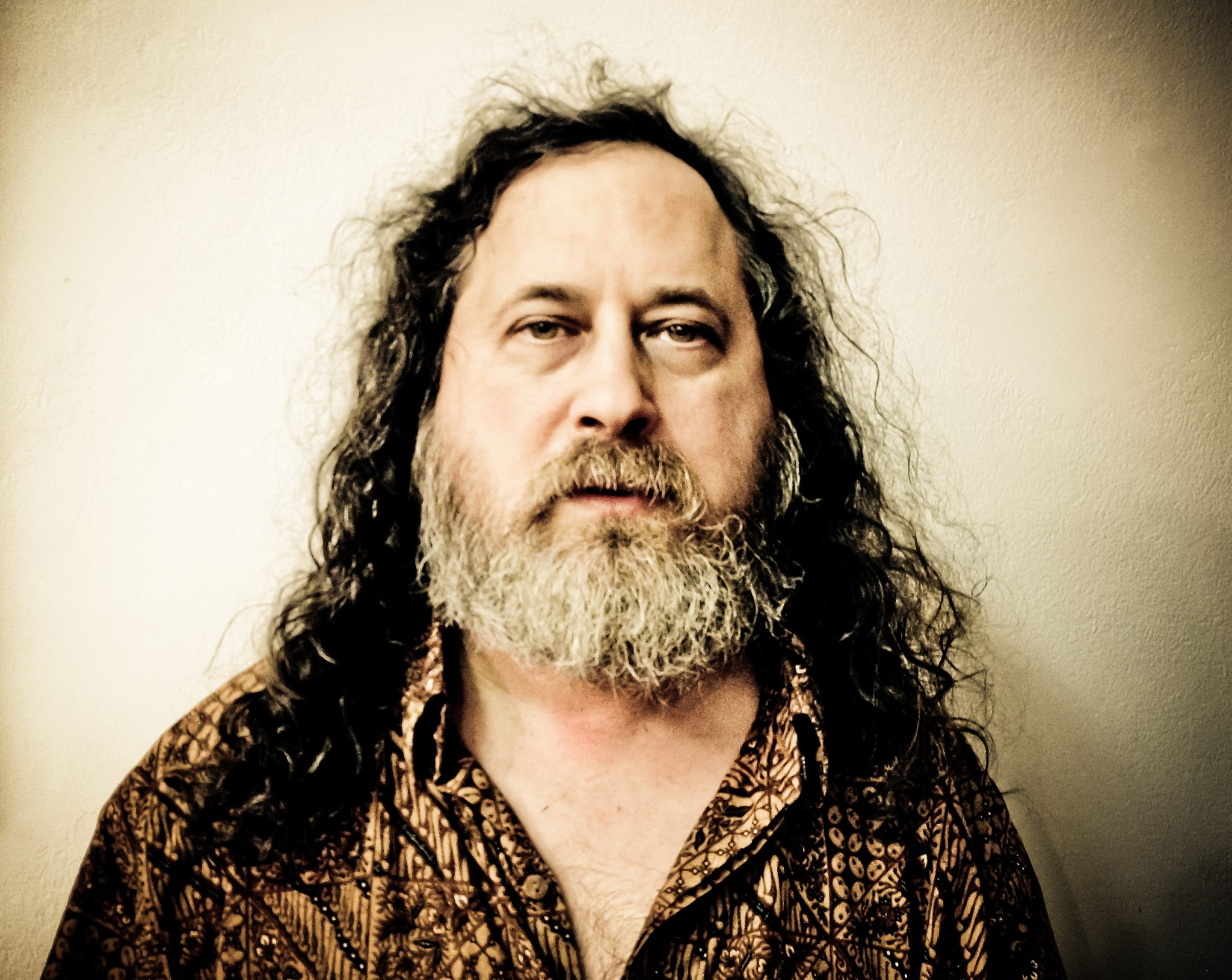 Facebook is not your friend, it is a surveillance engine. Richard Stallman